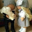 عروسک روسی ، ساخت و آموزش